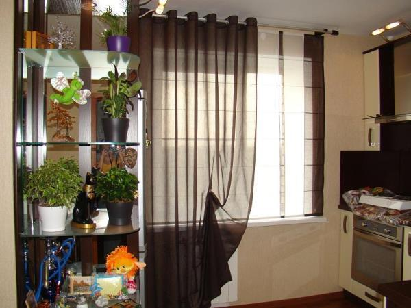 шторы для кухни фото новинки 2016 своими руками