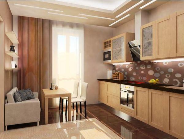 идеи для маленькой кухни 4.5 квадратов дизайн фото хрущевка фото 2