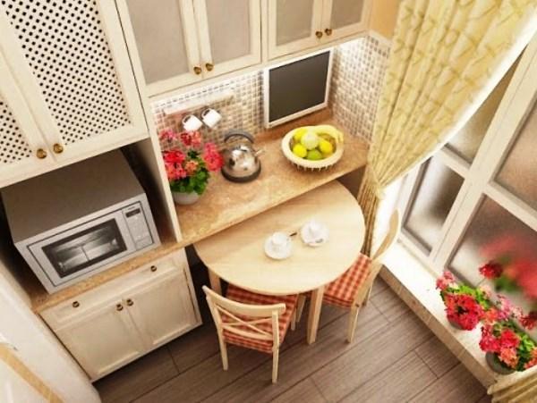 идеи для маленькой кухни 4.5 квадратов дизайн фото хрущевка фото 8