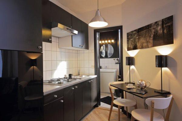 идеи для маленькой кухни 4.5 квадратов дизайн фото хрущевка