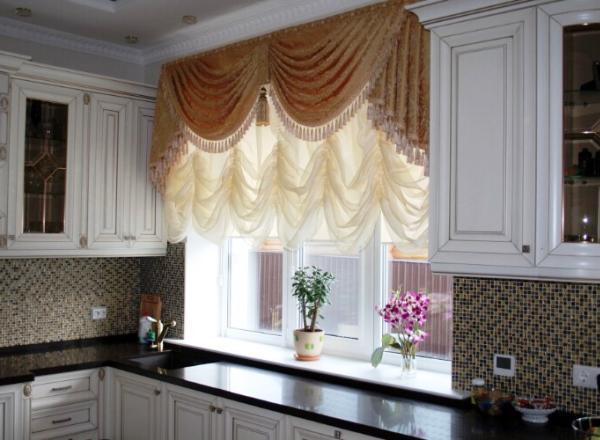 короткие шторы для кухни новинки 2021 фото 2