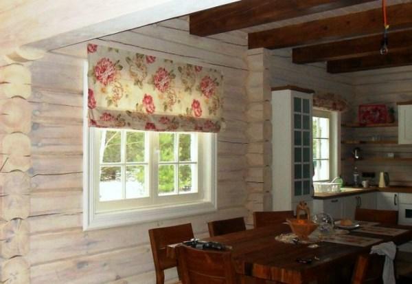 короткие шторы для кухни новинки 2021 фото 3