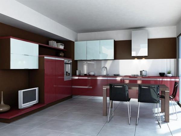кухни угловые и их схемы фото 3
