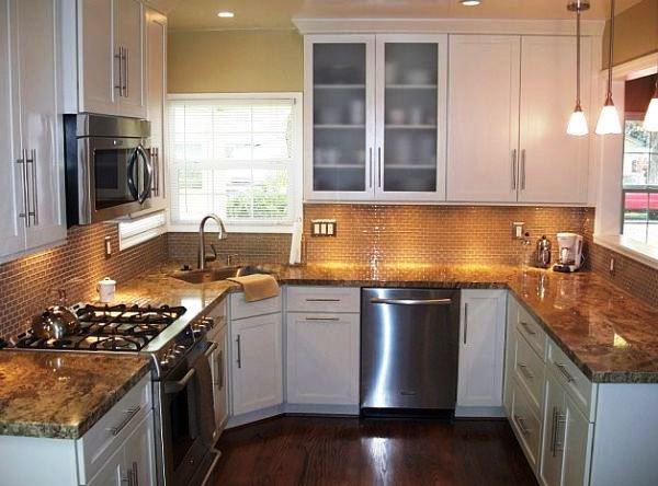 кухни угловые и их схемы фото 5