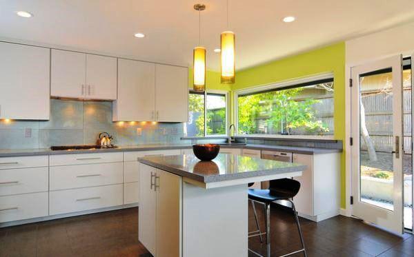 кухни угловые и их схемы фото 8