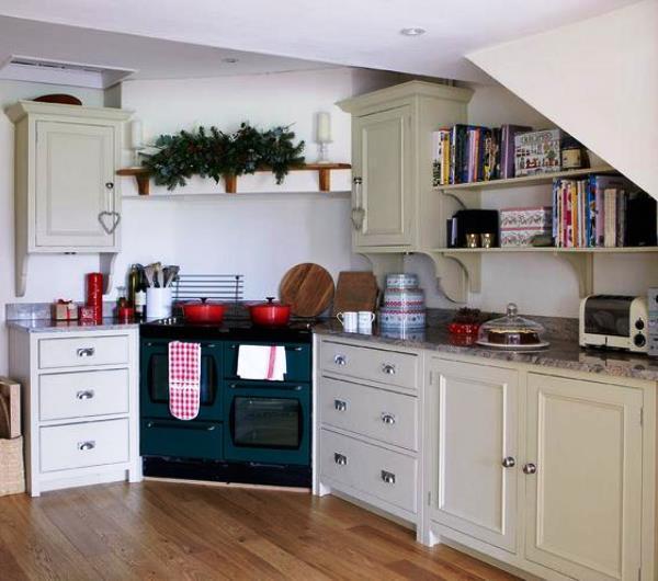 маленькие угловые кухни дизайн фото