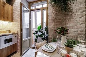 Современные идеи интерьера кухни фото 2019