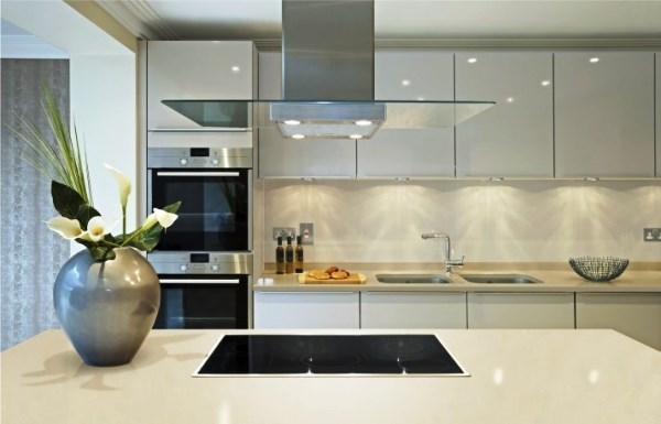 Дизайн белой кухни фото 2019 современные идеи