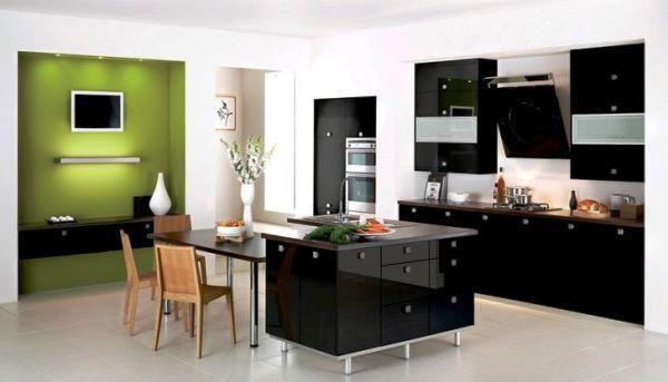 Дизайн кухни столовой фото 2019 современные идеи