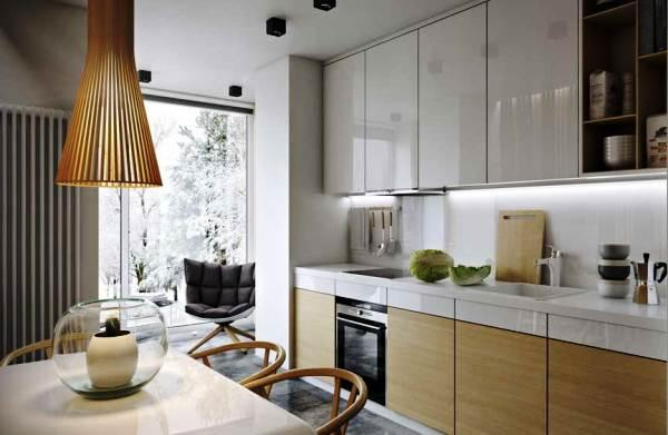 Дизайн кухни 9м2 современные идеи фото 2017