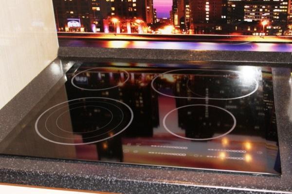 варочная панель электрическая 4 х конфорочная встраиваемая фото 9