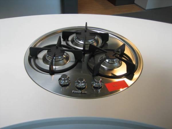 варочная панель газовая 3-х конфорочная встраиваемая 45 см фото 5