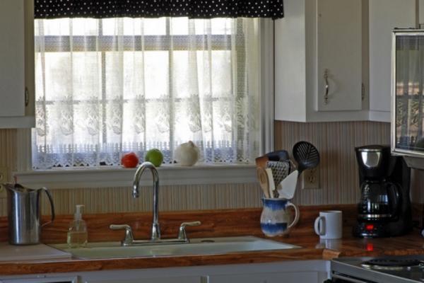 занавески на кухню короткие фото 2019 современные