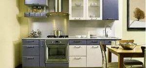 дизайн маленьких кухонь для малогабаритных квартир фото