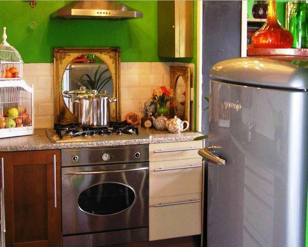 дизайн маленьких кухонь для малогабаритных квартир фото в хрущевке
