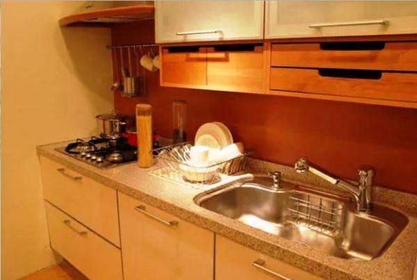 дизайн кухни в малогабаритных квартирах фото 2