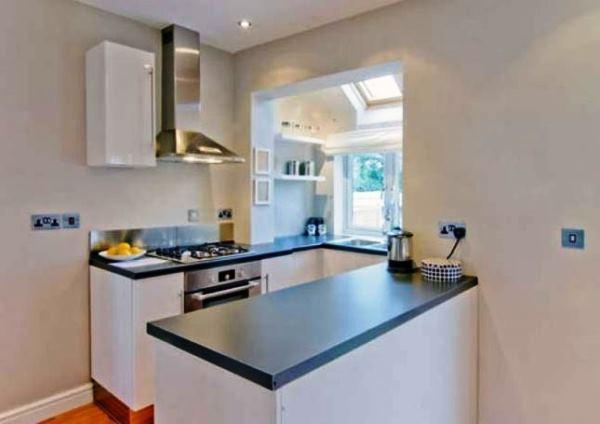 дизайн кухни в малогабаритных квартирах фото 5