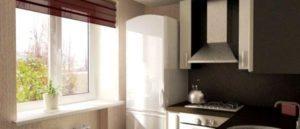 дизайн кухни 5.5 кв м фото 16