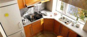 дизайн кухни 5.5 кв м фото 20