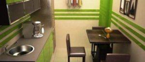 дизайн кухни 5.5 кв м фото 21