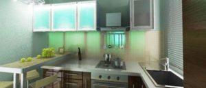 дизайн кухни 5.5 кв м фото 25