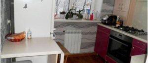 дизайн кухни 5.5 кв м фото 29
