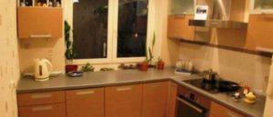 дизайн кухни 5.5 кв м фото 36