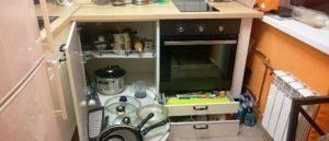 дизайн кухни 5.5 кв м фото 4