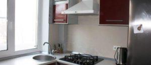 дизайн кухни 5.5 кв м фото 44