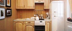 дизайн кухни 5.5 кв м фото 7