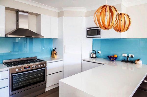 Дизайн угловой кухни фото 9 кв. метров - фото в современном стиле