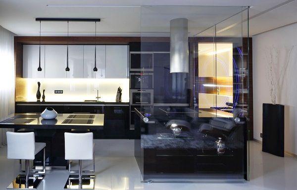 дизайн небольшой кухни в квартире фото 13