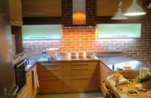 дизайн небольшой кухни в квартире фото 4