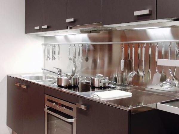 дизайн небольшой кухни в квартире фото 9