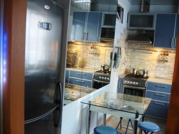 кухня в хрущевке 6 кв м фото дизайн