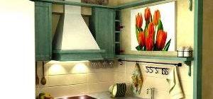 маленькие кухни 5.5 квадратов дизайн фото хрущевка
