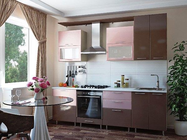 Фото маленьких кухонь в хрущевке