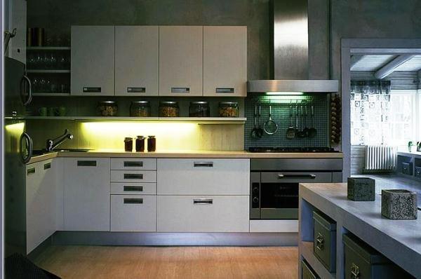Дизайн кухни 12 кв. м фото в частном доме