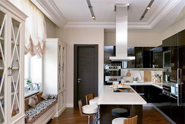 дизайн кухни фото 10 кв метров фото
