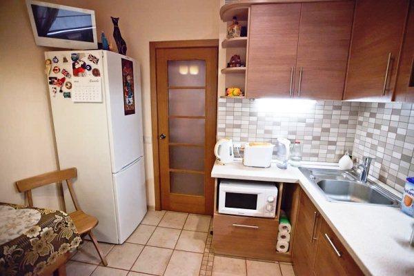 Дизайн малогабаритной кухни 5 кв.м в хрущевке фото