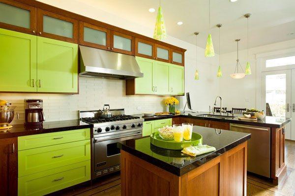 Дизайн прямоугольной кухни 12 кв. м фото