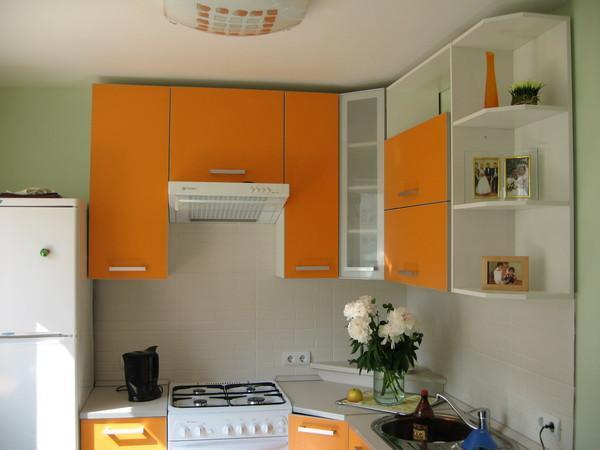 идеи ремонта для маленькой кухни фото 3