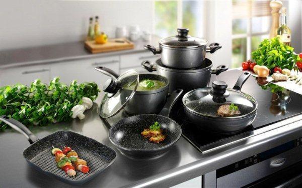 какая посуда подходит для индукционных плит фото 8