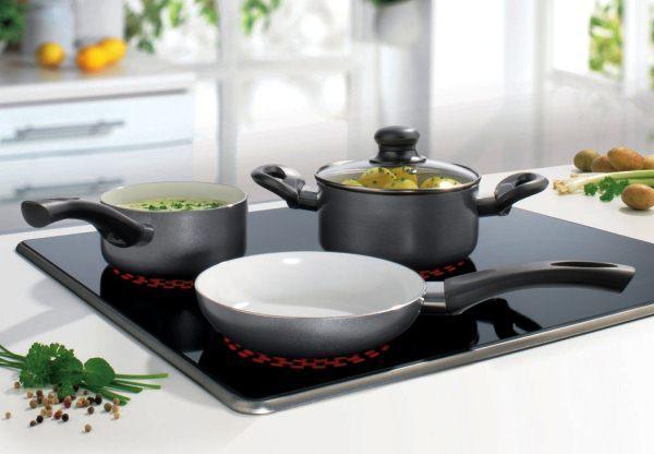 какая посуда подходит для индукционных плит фото 9
