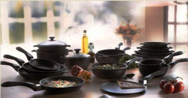 какая посуда подходит для индукционных плит фото
