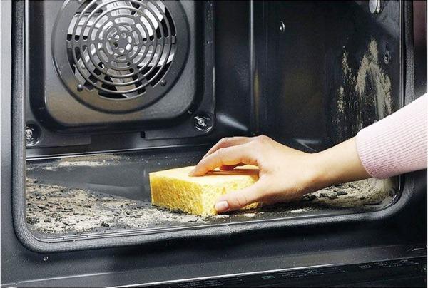 каталитическая очистка духовки фото