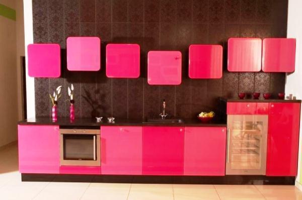красивая кухня в доме фото