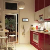 красивые кухни фото 10