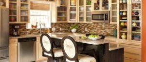 красивые кухни фото 11
