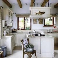 красивые кухни фото 12